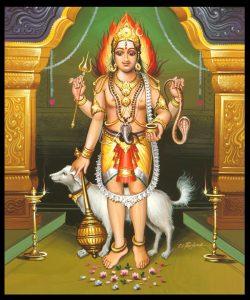 , காலத்தை வென்ற தெய்வங்கள்: காளியும் – கால பைரவரும், தமிழ்library