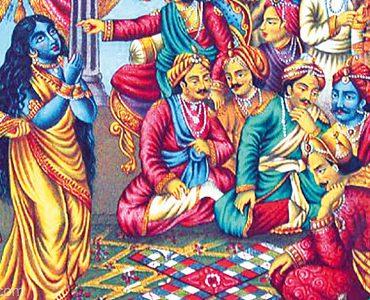 கிருஷ்ணரை நம்பினால் வெற்றி, தமிழ்library
